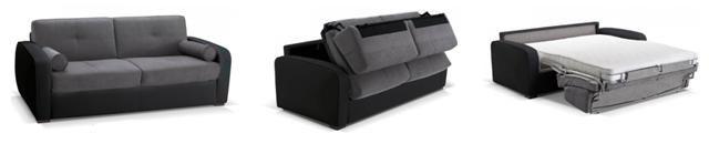 Canapés convertibles express : de canapé à lit en un rien de temps ...