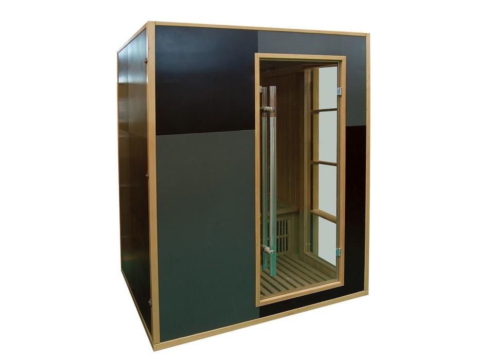 sauna infrarouge nouveau designers le blog de vente. Black Bedroom Furniture Sets. Home Design Ideas