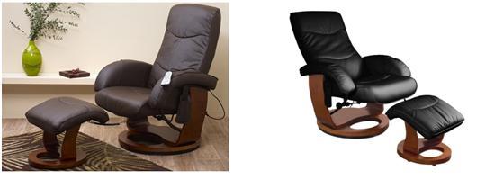 Fauteuil design de relaxation alliez le plaisir des yeux au plaisir du corp - Fauteuil massant design ...