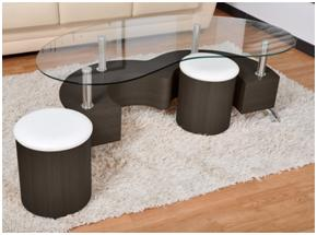 table basse en verre weng enfin un int rieur tendance le blog de vente. Black Bedroom Furniture Sets. Home Design Ideas