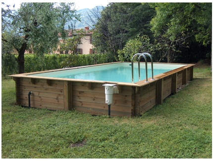 de la piscine au jardin great le transfert de la piscine au jardin de la maison familiale. Black Bedroom Furniture Sets. Home Design Ideas
