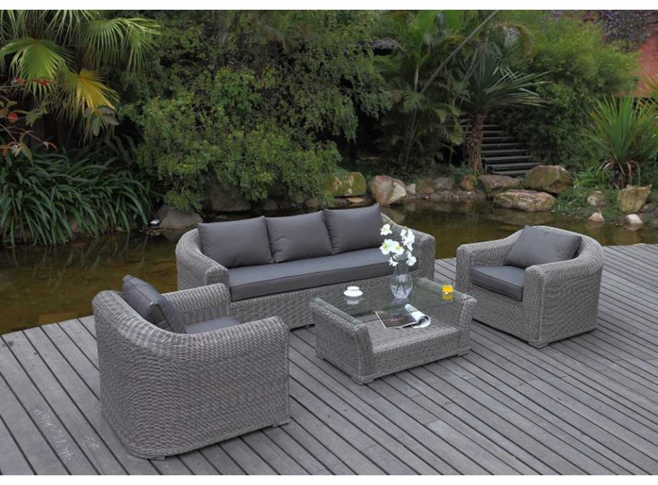 meubles design de jardin. Black Bedroom Furniture Sets. Home Design Ideas