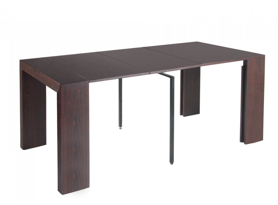 table console vente unique. Black Bedroom Furniture Sets. Home Design Ideas