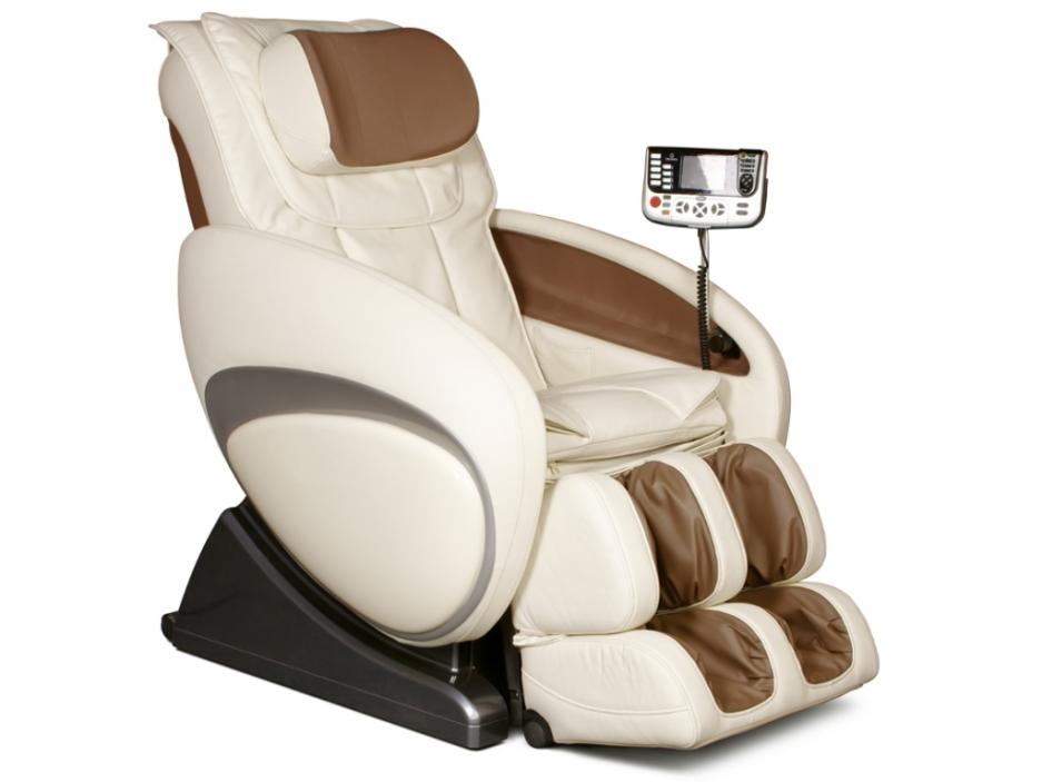 Fauteuil massant pour une s ance d tente domicile - Test fauteuil massant ...