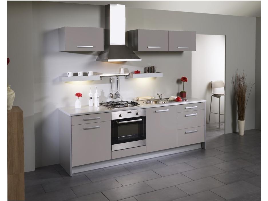 Moi aussi je veux une cuisine vente unique le blog de for Meuble cuisine gris brillant