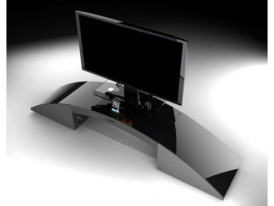 un meuble tv design pour mon salon le blog de vente. Black Bedroom Furniture Sets. Home Design Ideas
