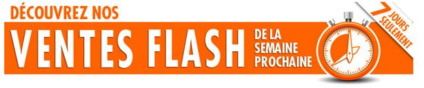 Ventes flash faites vous plaisir petit prix le blog de vente - Reduction vente unique ...