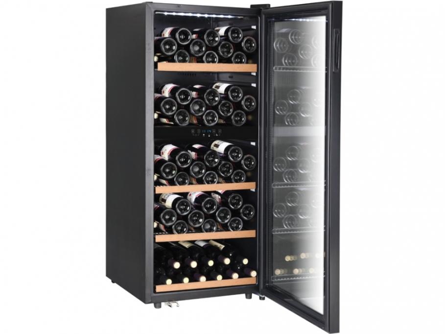Caves vin conservez vos bouteilles au frais le blog de vente - Cave a vin 48 bouteilles ...
