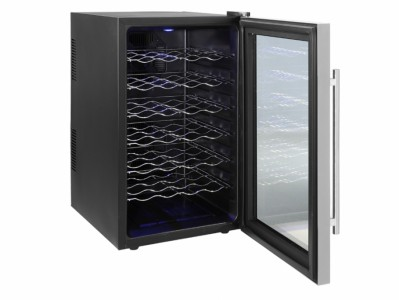 Les id es et conseils d co pour la cuisine par vente - Cave a vin thermoelectrique ...