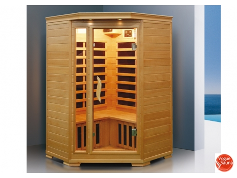 sauna infrarouge tous les bienfaits d un sauna domicile le blog de vente. Black Bedroom Furniture Sets. Home Design Ideas