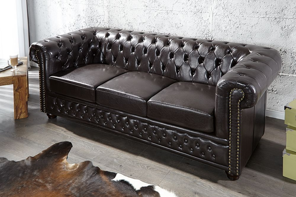 canap chesterfield donnez du cachet vote int rieur le blog de vente. Black Bedroom Furniture Sets. Home Design Ideas