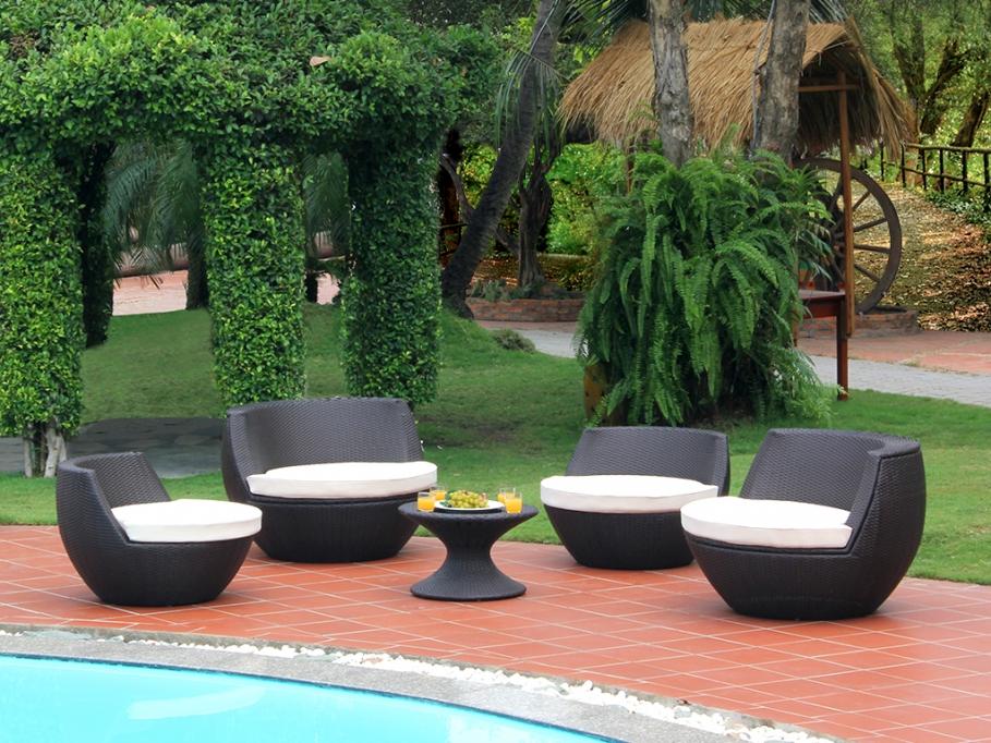salon de jardin casa 2014. Black Bedroom Furniture Sets. Home Design Ideas