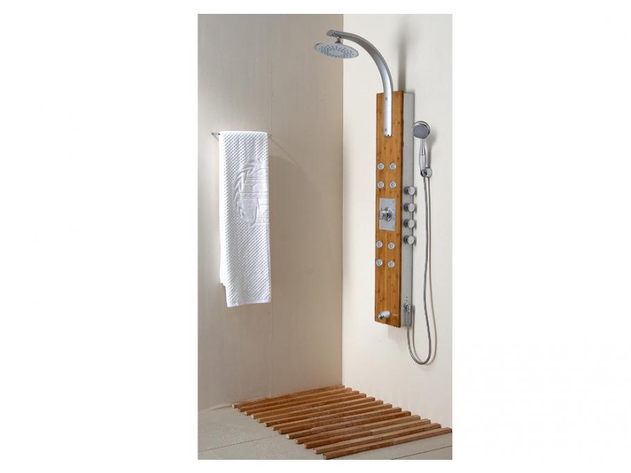 Colonne de douche le bien tre de la baln oth rapie domicile le blog - Colonne de douche radio ...