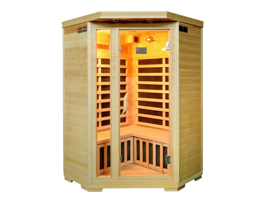 Sauna infrarouge offrez vous un moment de d tente le for Sauna la detente