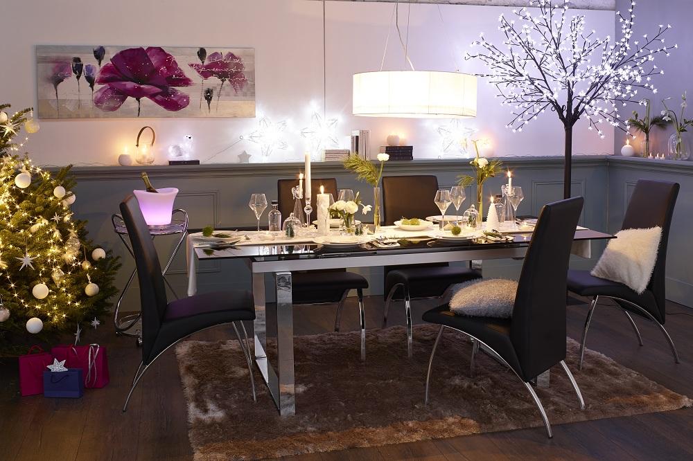 table manger l indispensable pour recevoir pendant les f tes le blog de vente. Black Bedroom Furniture Sets. Home Design Ideas