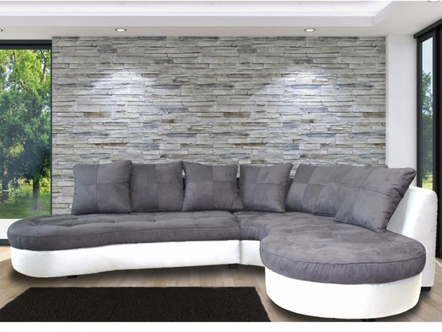canap tissu confortable. Black Bedroom Furniture Sets. Home Design Ideas