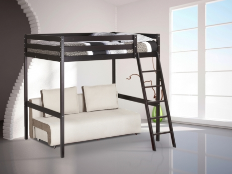 lit mezzanine la solution pratique le blog de vente. Black Bedroom Furniture Sets. Home Design Ideas