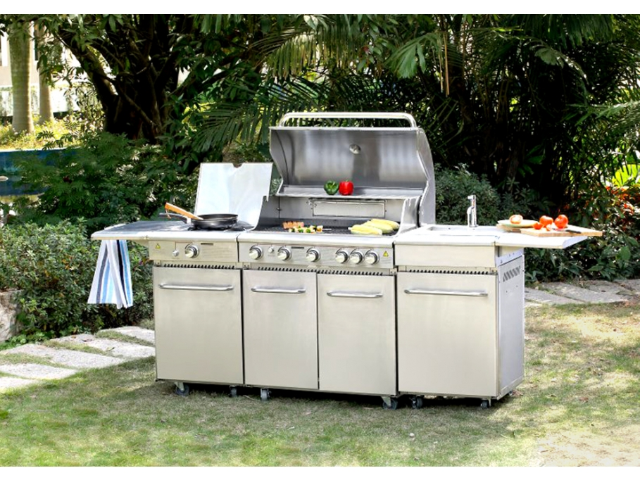barbecue plancha une cuisine fonctionnelle quasi professionnelle le blog de vente. Black Bedroom Furniture Sets. Home Design Ideas