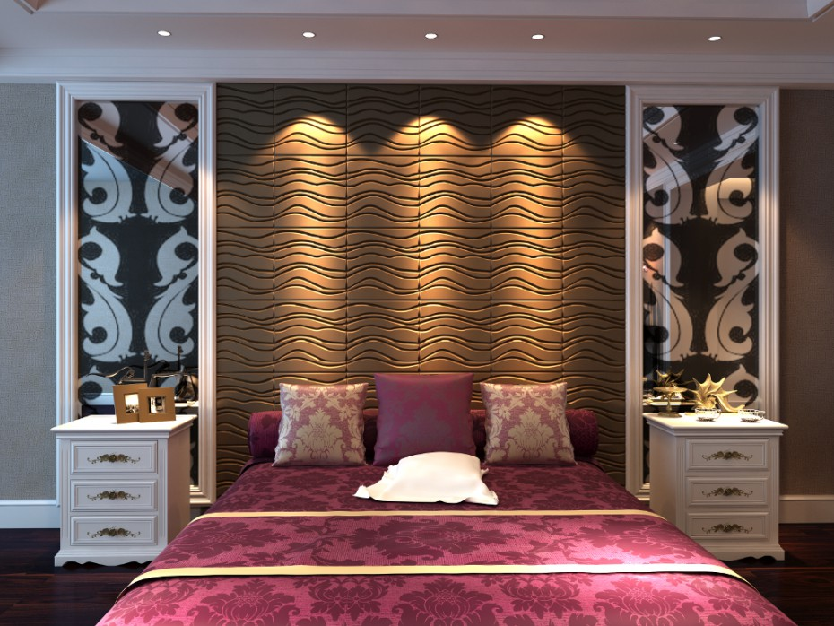 panneau mural l atout tendance incontestable le blog de vente. Black Bedroom Furniture Sets. Home Design Ideas