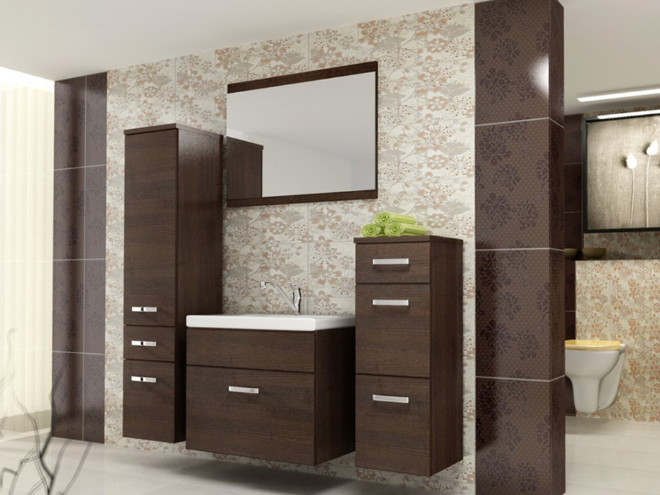 meuble de salle de bain fonctionnel et tendance le blog de vente. Black Bedroom Furniture Sets. Home Design Ideas