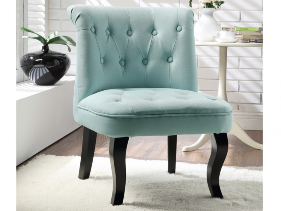 Fauteuil crapaud pastel