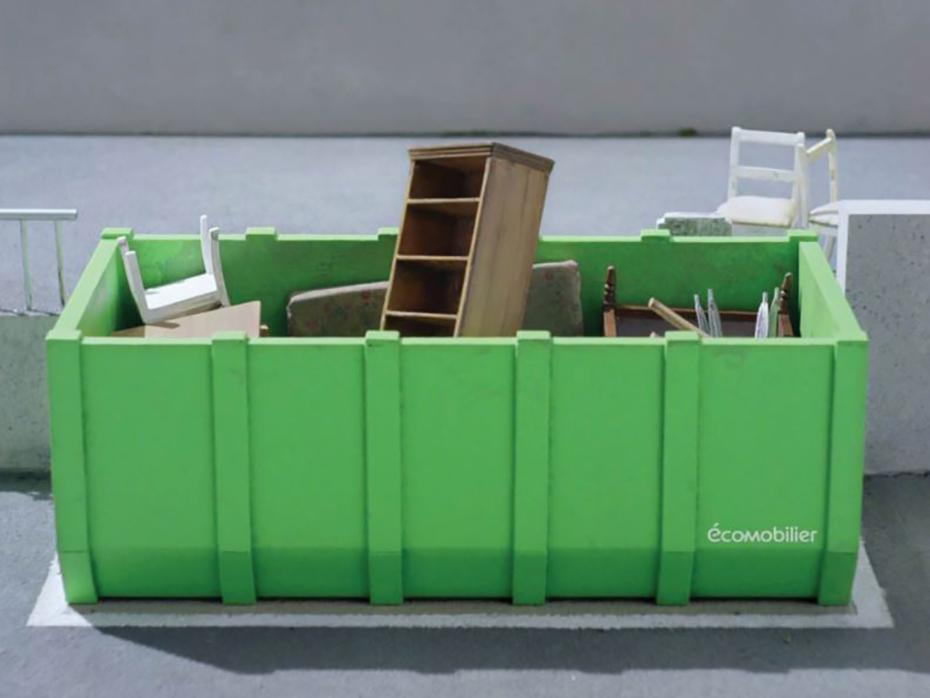 Eco-participation avec Eco-Mobilier
